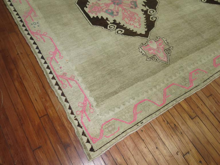 Antique Turkish Kars Rug For Sale At 1stdibs