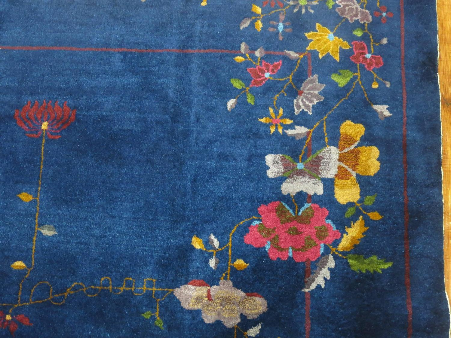 Chinese Art Deco Carpet For Sale At 1stdibs