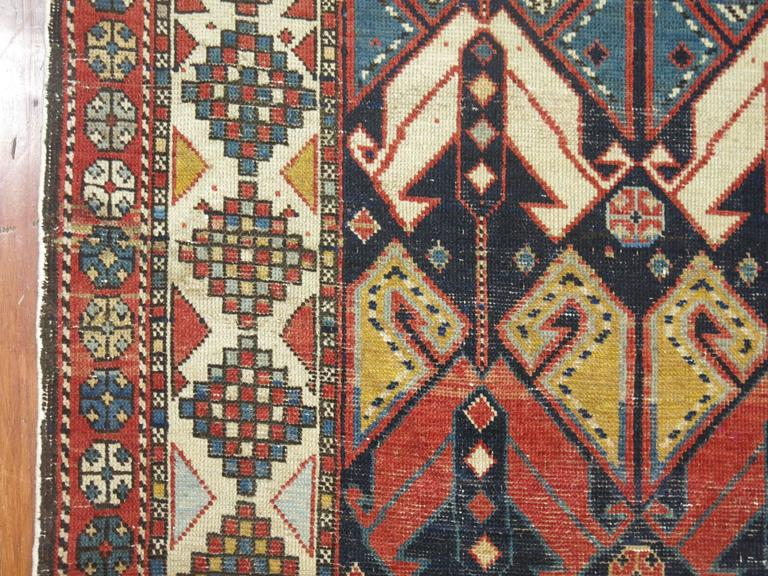 Antique Shirvan Rug 2