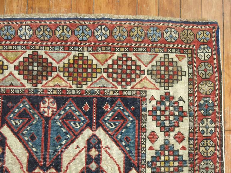 Antique Shirvan Rug 3