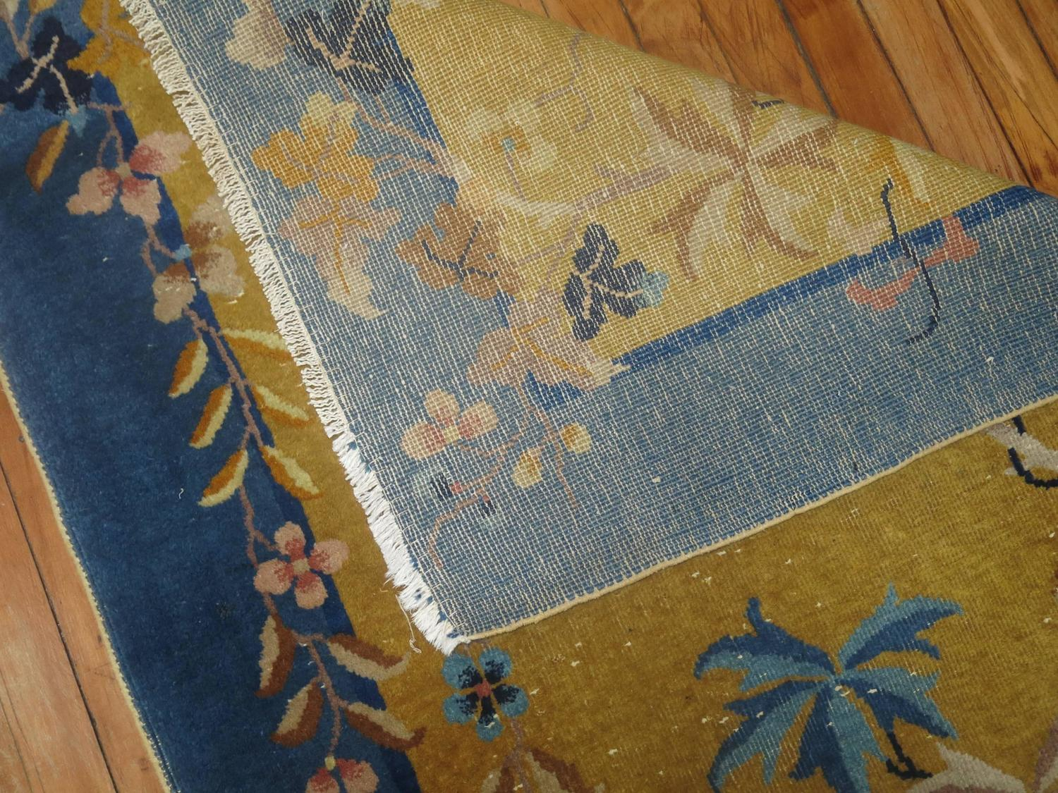 Chinese Art Deco Runner For Sale At 1stdibs
