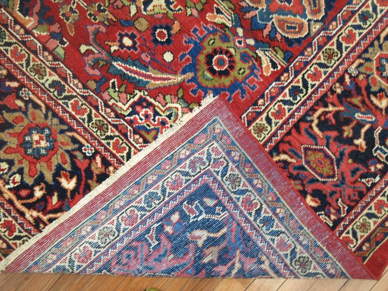 Persian Mahal Carpet For Sale At 1stdibs
