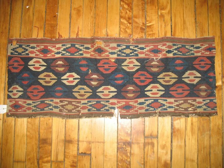 Set of 19th century Persian Kilims. Measures: 14