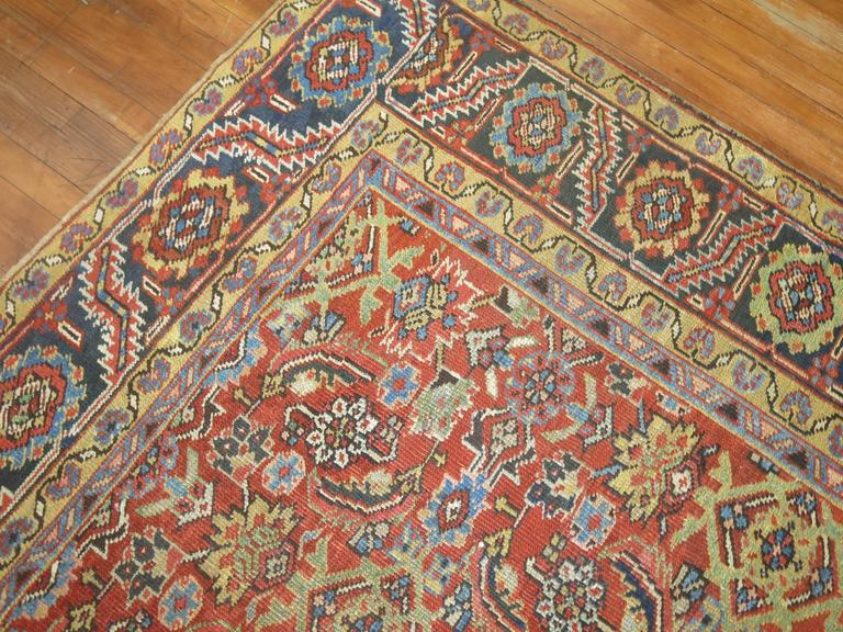 Persian Heriz All Over Rug For Sale At 1stdibs