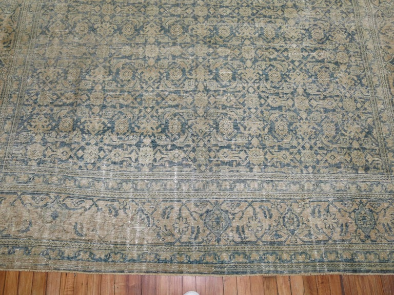Shabby Chic Persian Malayer Rug For Sale 1
