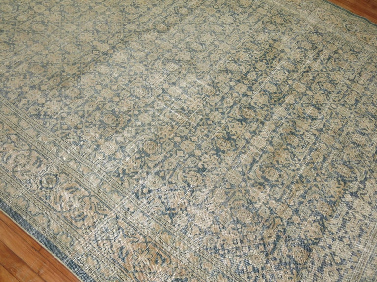 Shabby Chic Persian Malayer Rug For Sale 2