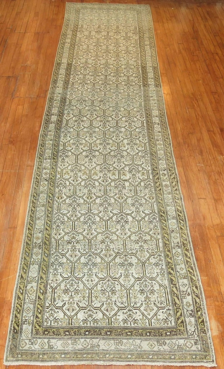Persian Malayer Earth Tone Runner 2