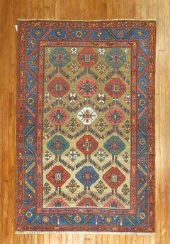 Antique Persian Tribal Persian Serab Rug