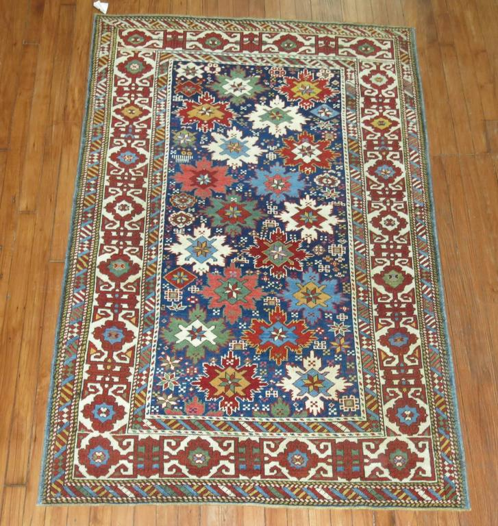 Antique Shirvan Kuba Rug For Sale At 1stdibs