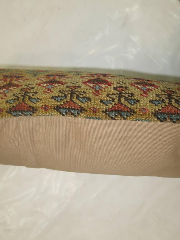 Kazak Caucasian Lumbar Pillow For Sale