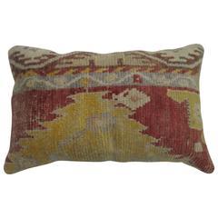 Lumbar Rug Pillow Cushion