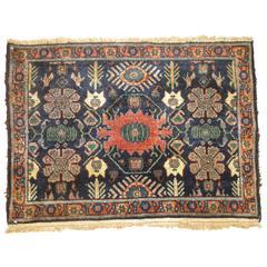 Antique Persian Senneh Mat
