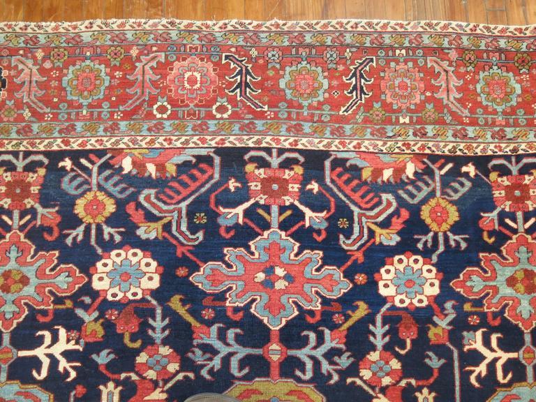 Persian Serapi Oversize Carpet For Sale At 1stdibs