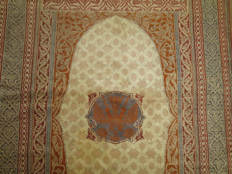 Turkish Hereke Rug For Sale At 1stdibs