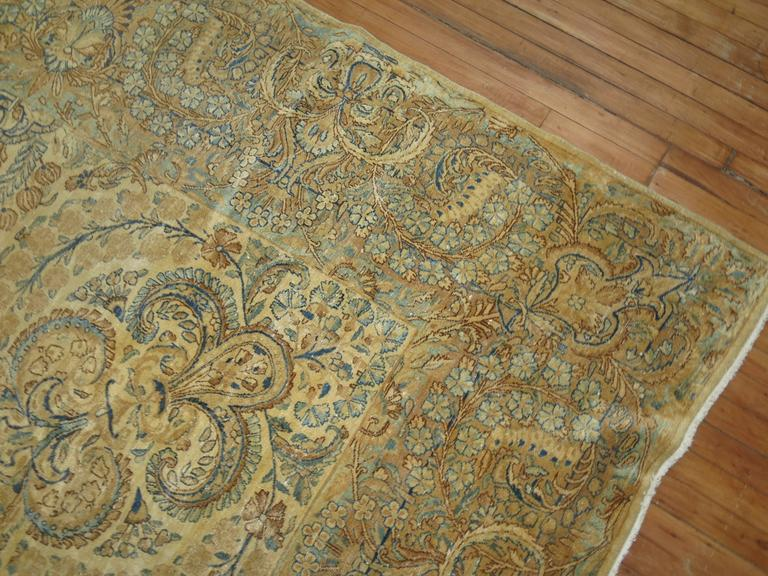 Kirman Antique Persian Kerman For Sale
