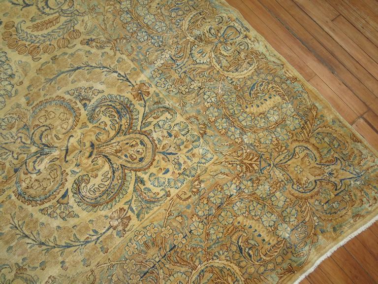 Antique Persian Kerman For Sale 1