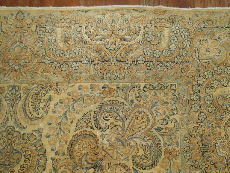 Antique Persian Kerman For Sale 2