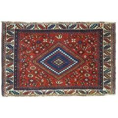 Antique Persian Rug Mat