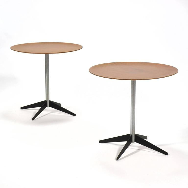 American George Nelson Pair of Side Tables by Herman Miller For Sale
