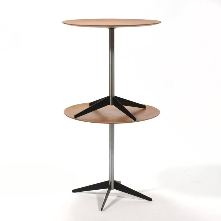 George Nelson Pair of Side Tables by Herman Miller For Sale 3