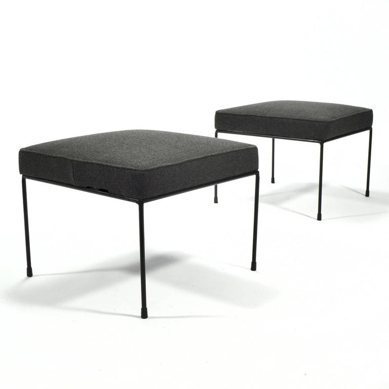 Wrought Iron Bar Stools With Leather Seats