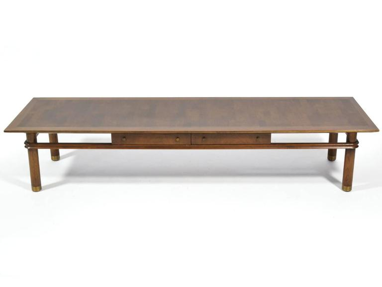 Bert England Long Table Or Bench By Johnson Furniture Co. 3