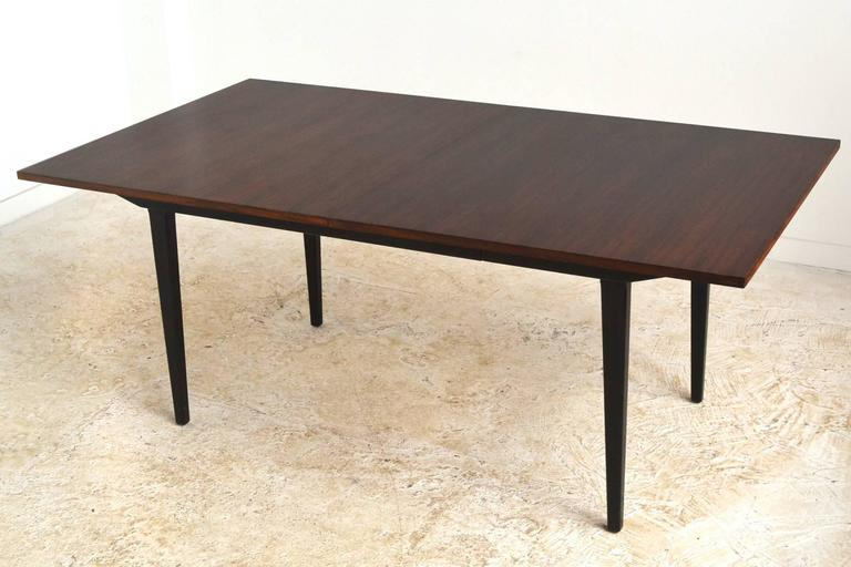 George Nelson Rosewood Dining Table and Chair Set at 1stdibs : 02NelsonDiningTFSl from www.1stdibs.com size 768 x 512 jpeg 44kB
