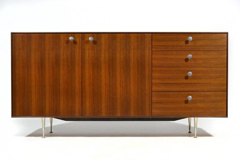 George Nelson Thin-Edge Credenza by Herman Miller 3