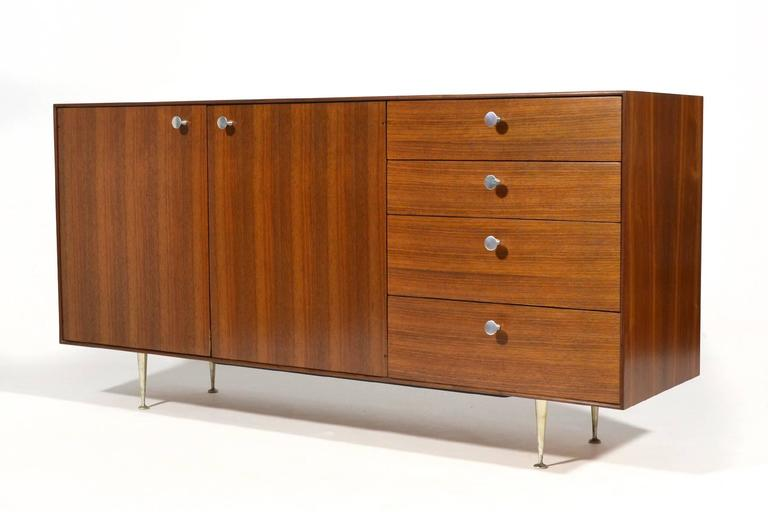George Nelson Thin-Edge Credenza by Herman Miller 4