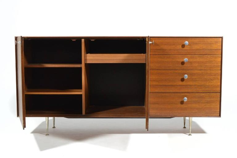 George Nelson Thin-Edge Credenza by Herman Miller 5