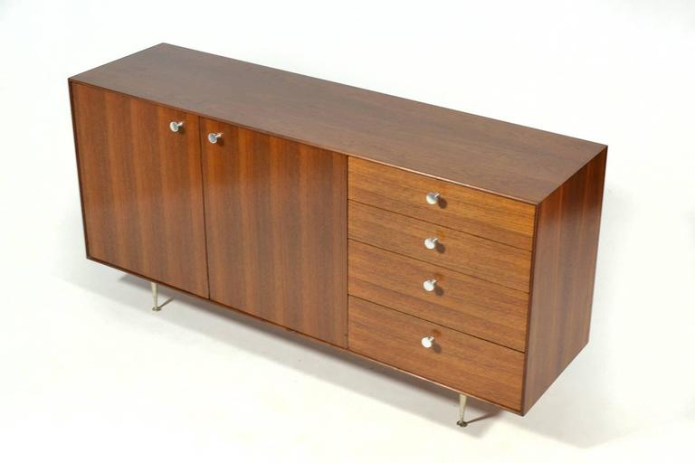 George Nelson Thin-Edge Credenza by Herman Miller 9