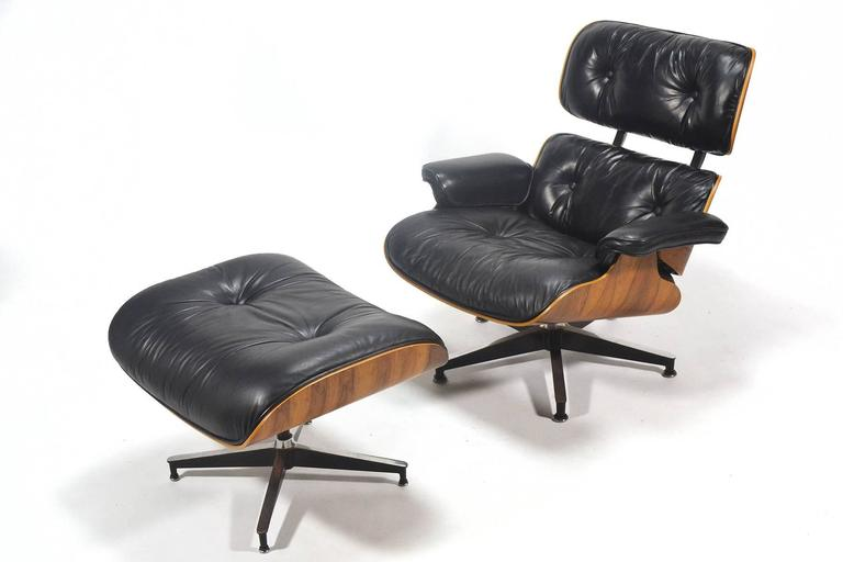 Eames 670 671 Lounge Chair And Ottoman By Herman Miller