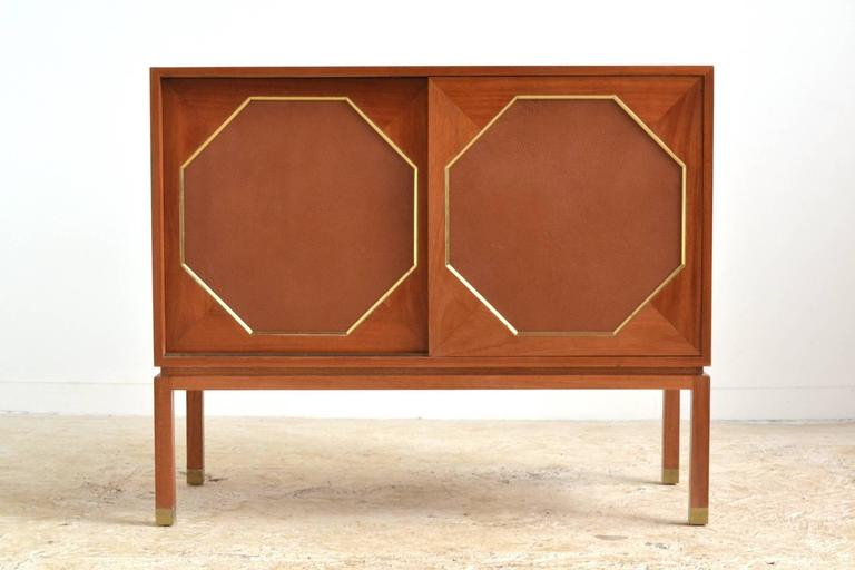 Harvey Probber Two-Door Cabinet 3