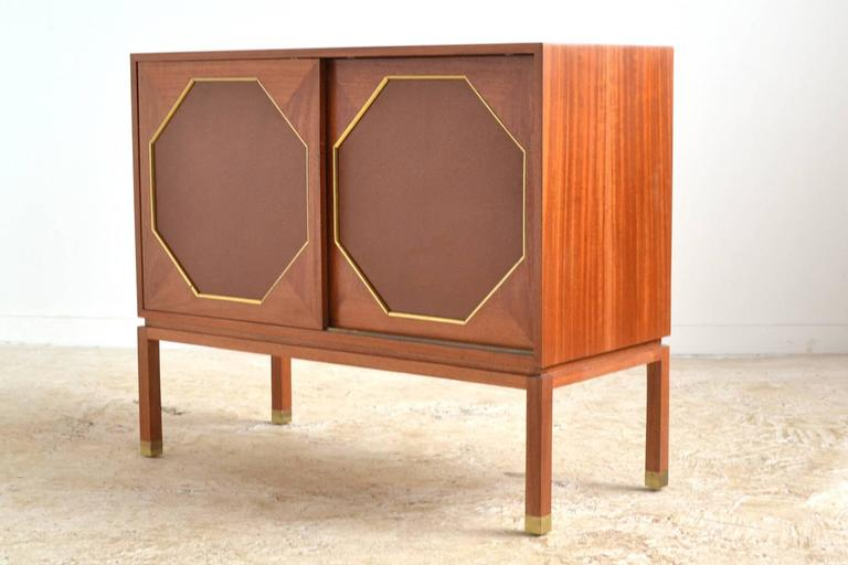 Harvey Probber Two-Door Cabinet 4