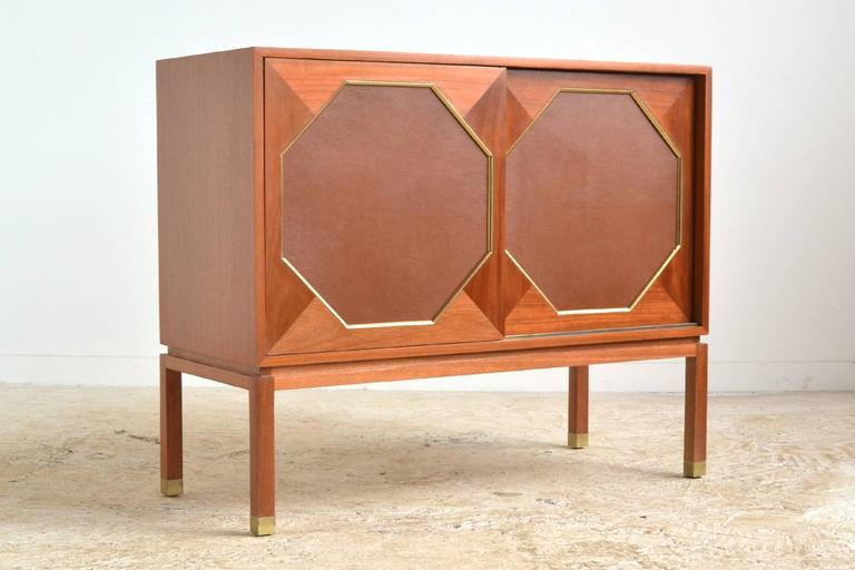 Harvey Probber Two-Door Cabinet 7