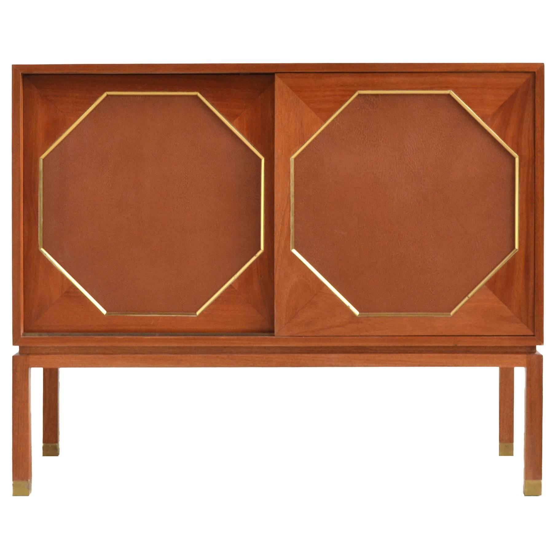 Harvey Probber Two-Door Cabinet