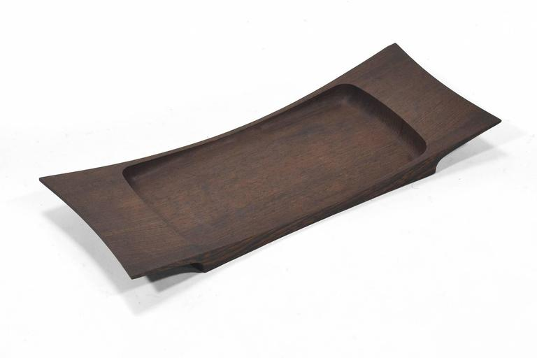 Jens Quistgaard Wenge Tray by Dansk For Sale 2
