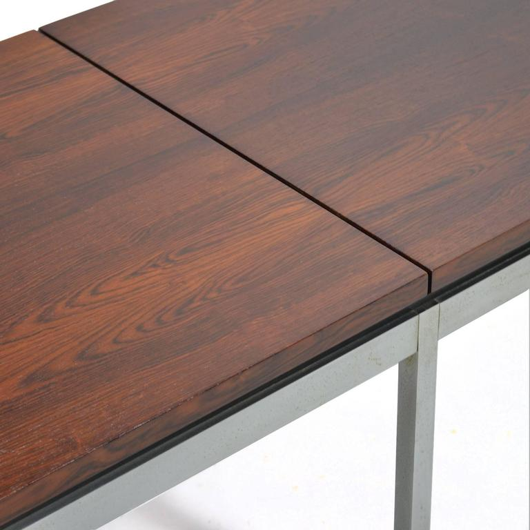 Florence Knoll Rosewood Table or Bench 5