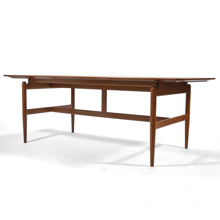 Finn Juhl Table In Excellent Condition For Sale In Highland, IN
