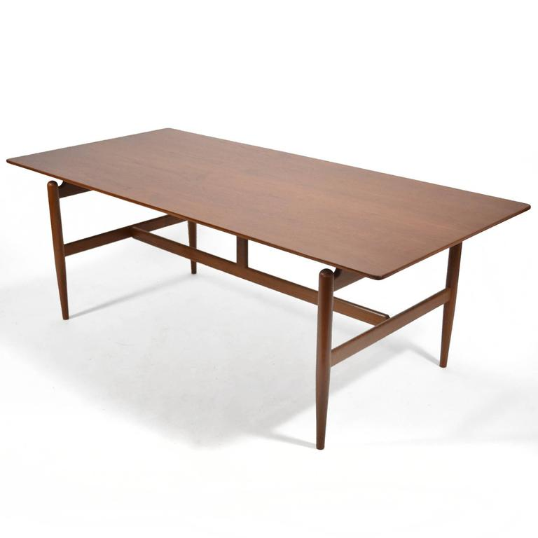 Mid-20th Century Finn Juhl Table For Sale