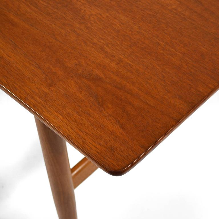 Walnut Finn Juhl Table For Sale