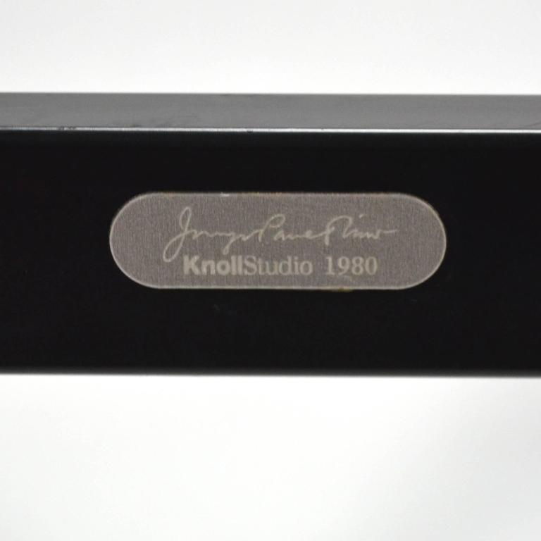 Joe D'urso Table by Knoll For Sale 1