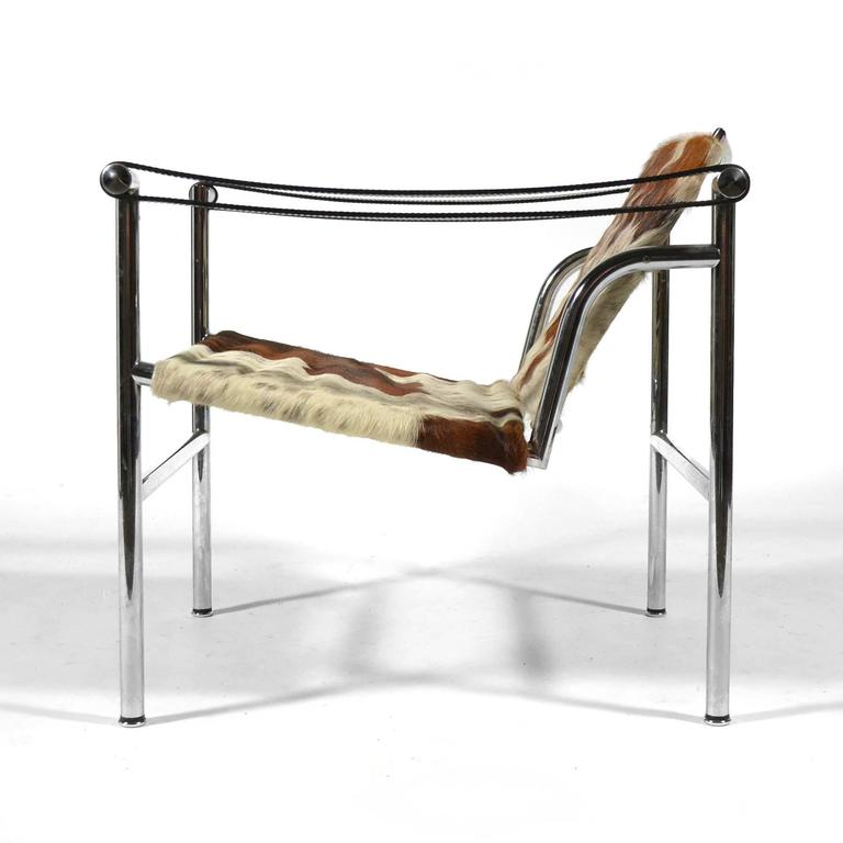 Le Corbusier LC1 Lounge Chairs by Cassina 8