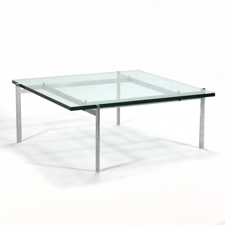 Poul Kjærholm PK61 Coffee Table 2