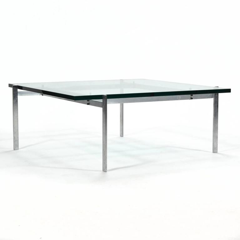 Poul Kjærholm PK61 Coffee Table 3
