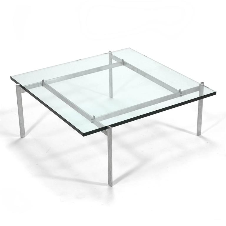 Poul Kjærholm PK61 Coffee Table 4