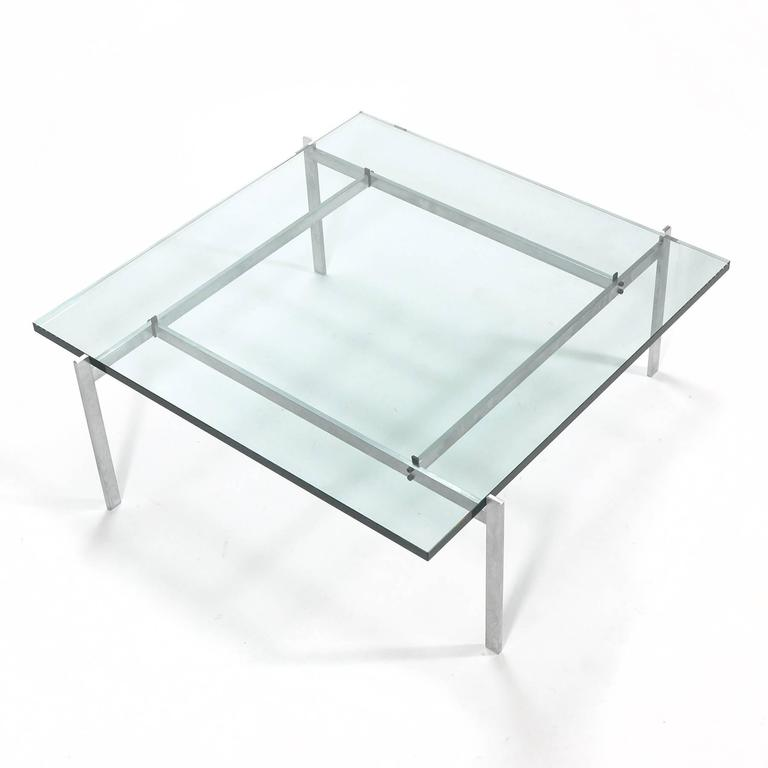 Poul Kjærholm PK61 Coffee Table 7