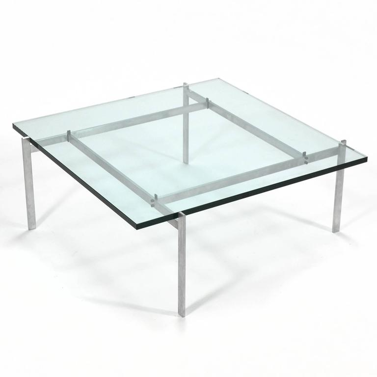 Poul Kjærholm PK61 Coffee Table 8