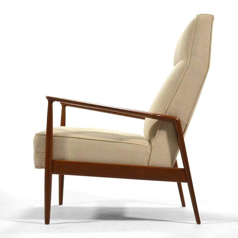 Ib Kofod-Larsen Highback Lounge Chair 3