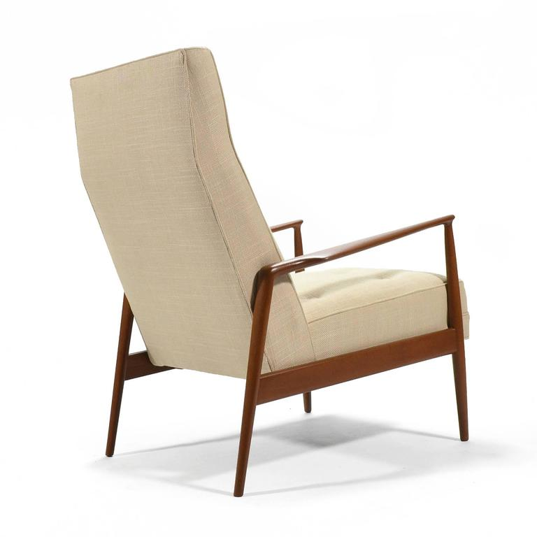 Ib Kofod-Larsen Highback Lounge Chair 6